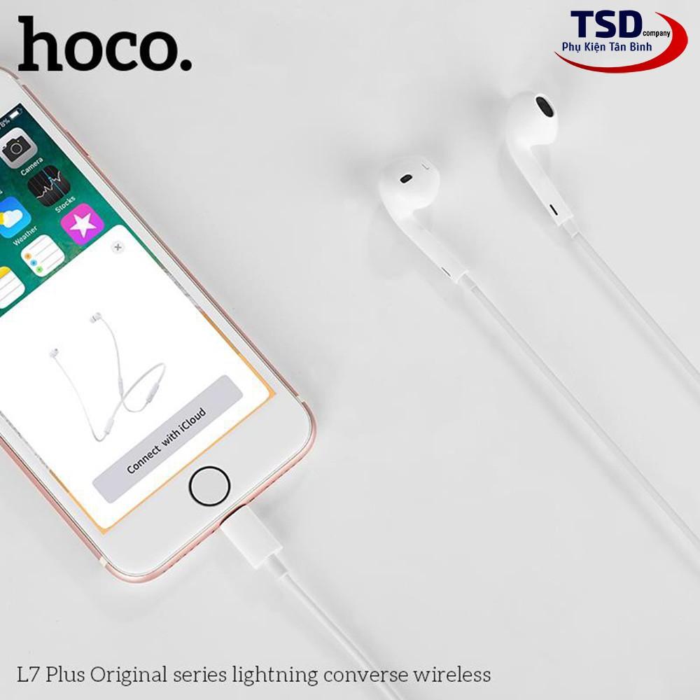 Tai Nghe iPhone Hoco L7 Plus Chính Hãng