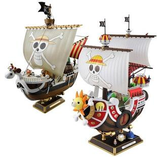 Boat Action Figures 28CM Figure Collectible Toy Assembled