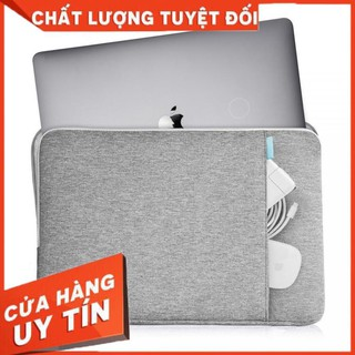 Túi chống sốc Tomtoc 360 Protective for Macbook-Laptop 13 15 16 - Xám tomtoc a13 chống sốc macbook thumbnail