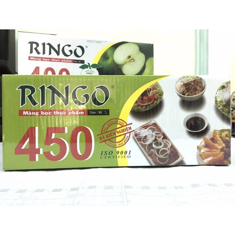 Màng bọc thực phẩm Ringo 450