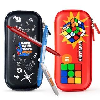 Hộp bút Gan và bút bi chính hãng Gan Cube