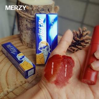 Hình ảnh [Mã FMCGMALL giảm 8% đơn từ 250K] Son kem lì Merzy Bite The Beat Mellow Tint 4g-5