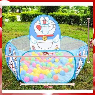 [Xả Kho] Lều Doraemon (không kèm bóng) vui nhộn Mẫu Mới