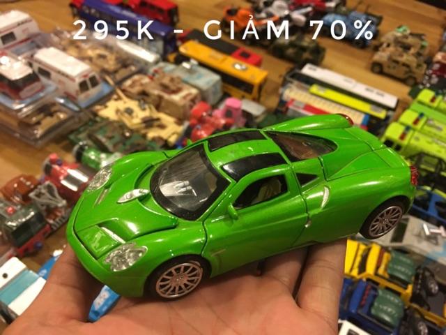 [GIẢM 70%] Xe mô hình bằng sắt, tỷ lệ 1:32. Nhiều mẫu. MS: 001.