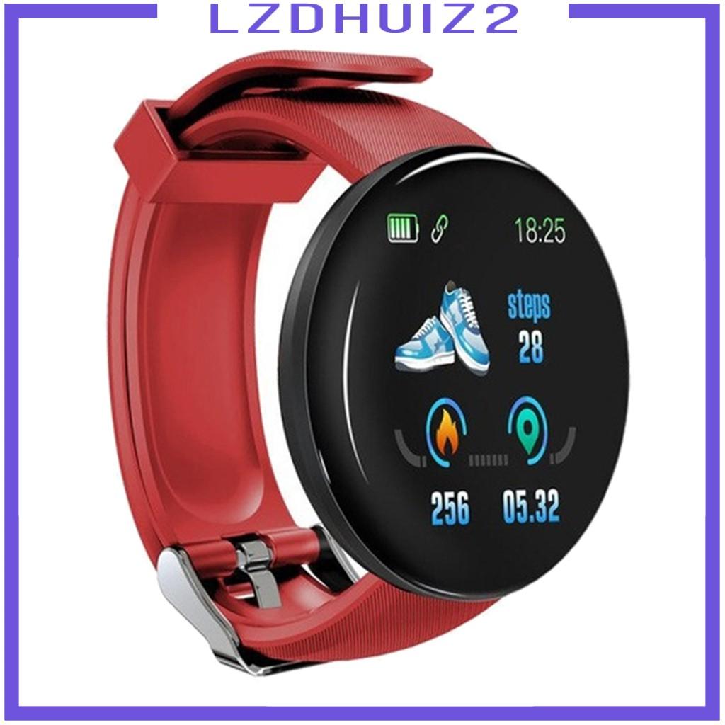 Đồng Hồ Thông Minh Kết Nối Bluetooth Hỗ Trợ Theo Dõi Sức Khỏe Kèm Phụ Kiện