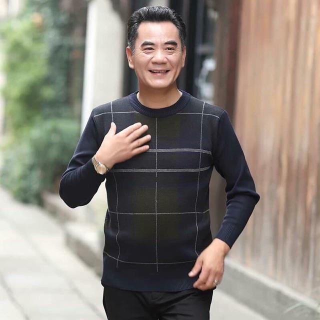 Áo len trung niên ( Chat để xem thêm mẫu)