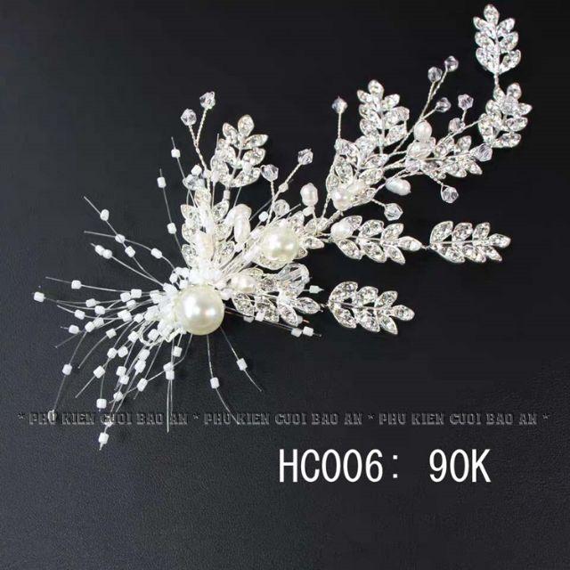 Cài tóc cô dâu (HC006)