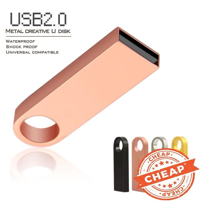 USB 2.0 Flash Drive Pendrive Waterproof Metal U Disk USB Stick Giá chỉ 31.360₫