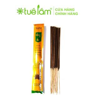 Hương bài Tuệ Lâm túi zip 25 nén 38 cm , nhang sạch có kết quả kiểm định thumbnail