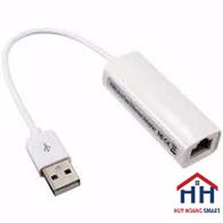 Dây chuyển đổi USB sang Lan – USB to Lan ( Bảo Hành 6T)