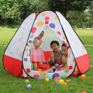 Foldable Kids Play Tents Toddlers-Indoor Outdoor Play Tent Kind choosewho