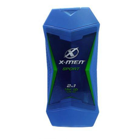 Tắm Gội hoặc sữa tắm X men Sport 180g