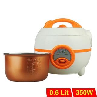 Nồi cơm điện mini Fujika FJ-NC0606 dung tích 0.6 lít