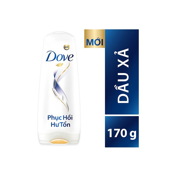Kem xả Dove Phục hồi hư tổn 170g (MSP 32009109)