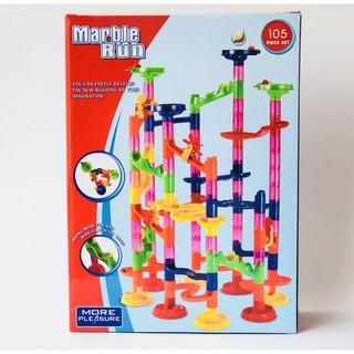 Bộ đồ chơi lắp ráp Marble run 135k 1 bộ