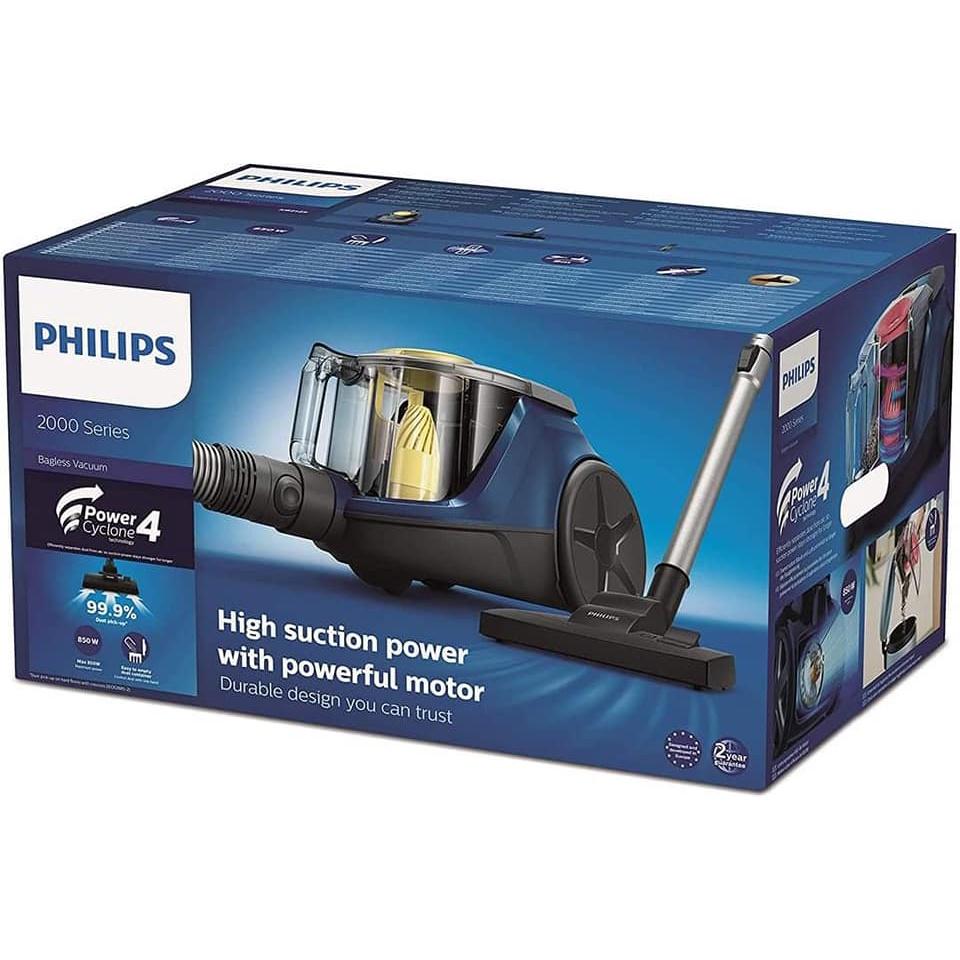 Máy hút bụi không túi Philips XB2125 / 09 sê-ri 2000 - HANGGIADUNGDUC99