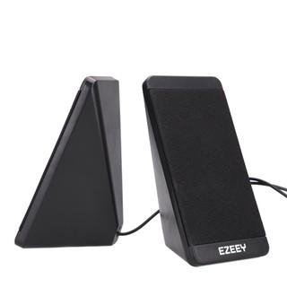 CỰC HÓT Loa vi tính 2.0 Ezeey S5 Âm thanh hay sử dụng cổng USB nguồn 5V bảo hành 6 tháng 1 đổi 1 tháng đầu thumbnail