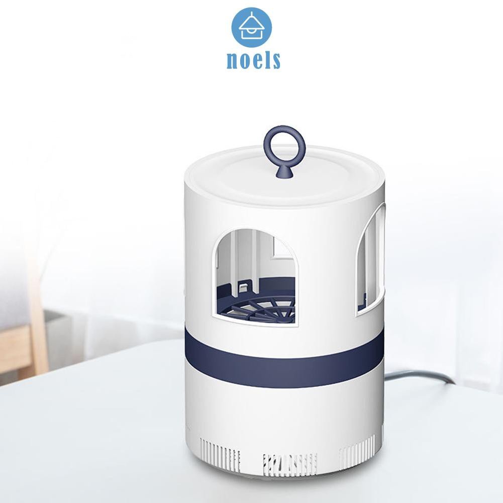 (Ready-Noel)USB Mosquito Killer Lamp LED UV Photocatalyst Fly Insect Trap Repellent
