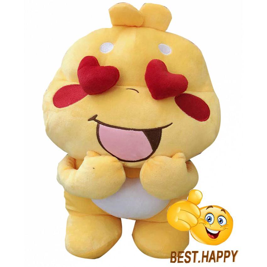 [CÓ SẴN] Gấu bông Qoobee đáng yêu, quà tặng đặc biệt cho mọi lứa tuổi size 50cm ( giao ngẫu nhiên)
