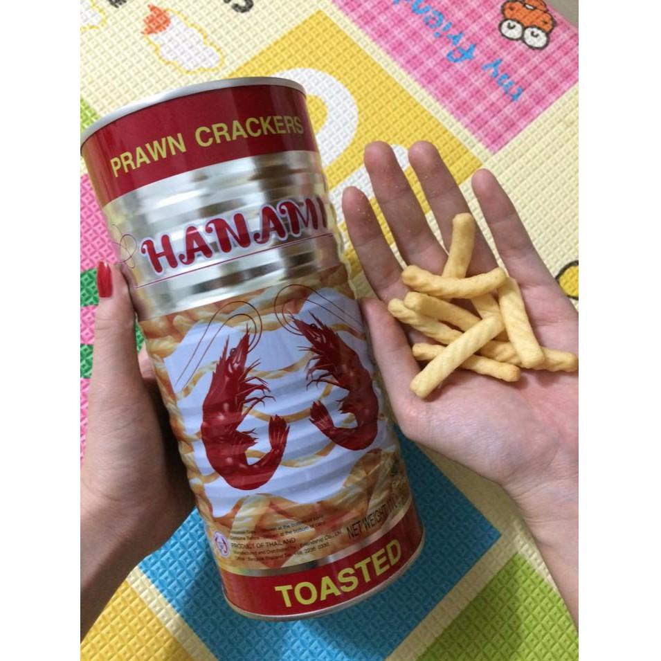 Snack tôm Hanami Thái Lan
