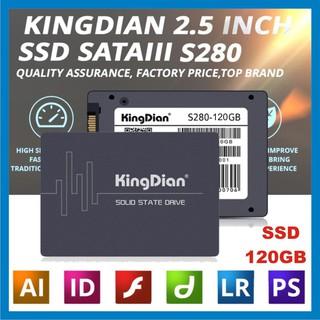 [FLASH SALE] Ổ Cứng SSD 120GB KingSpec / KingDian / Suneast Sata III chuẩn 2.5inch chính hãng - Bảo hành 36 tháng !