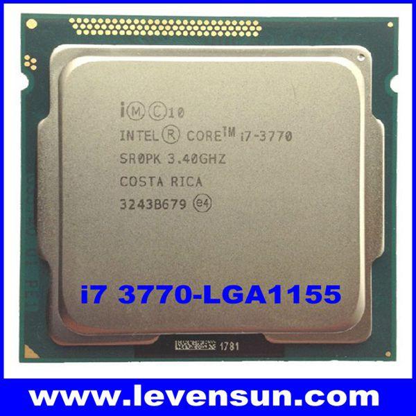 [Mã ELCL2MIL giảm 7% đơn 2TR] Bộ vi xử lý Intel Core i7 3770 3.40GHz(up to 3.9GHz, 4 lõi,8 luồng), Bus 1333/1600MHz