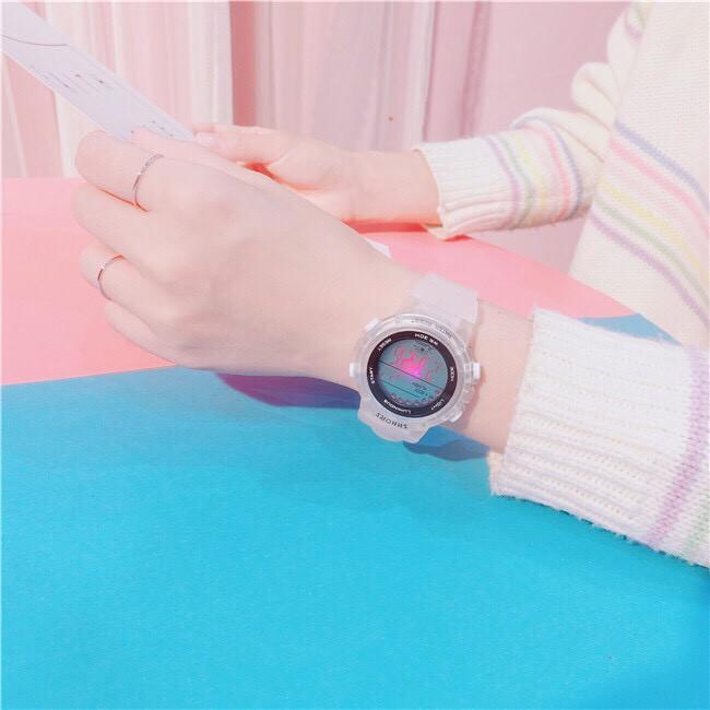 Đồng hồ điện tử nam nữ Shhors MS978