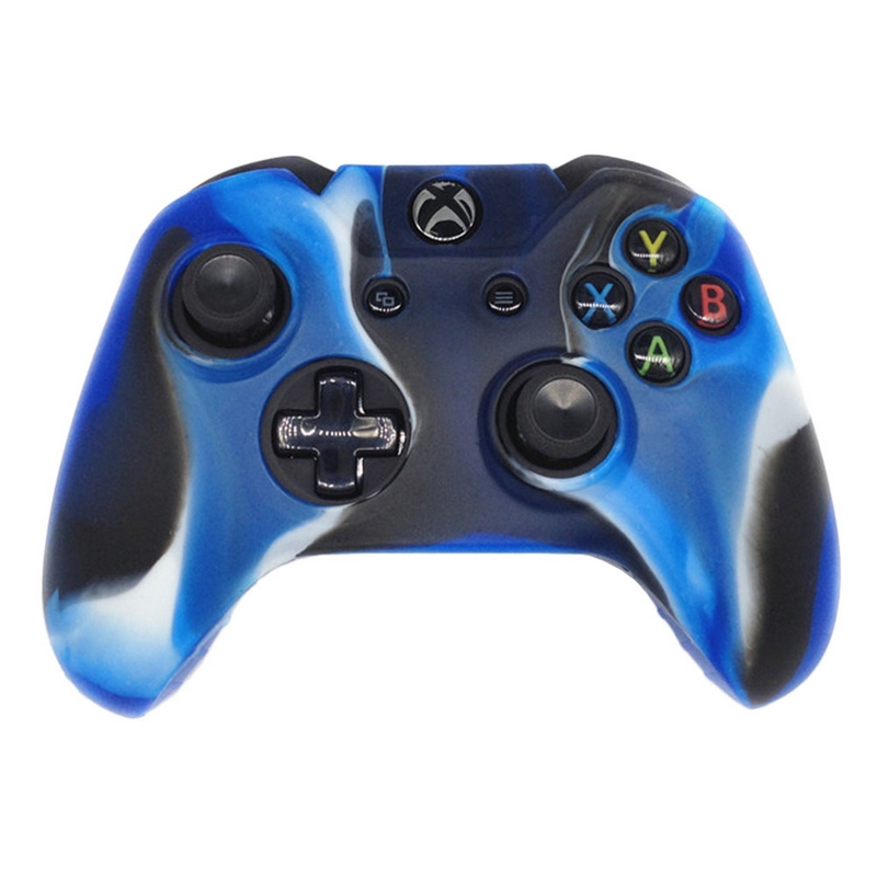 Camouflage Protective Silicone Game Handle Cover  for ONE Controller