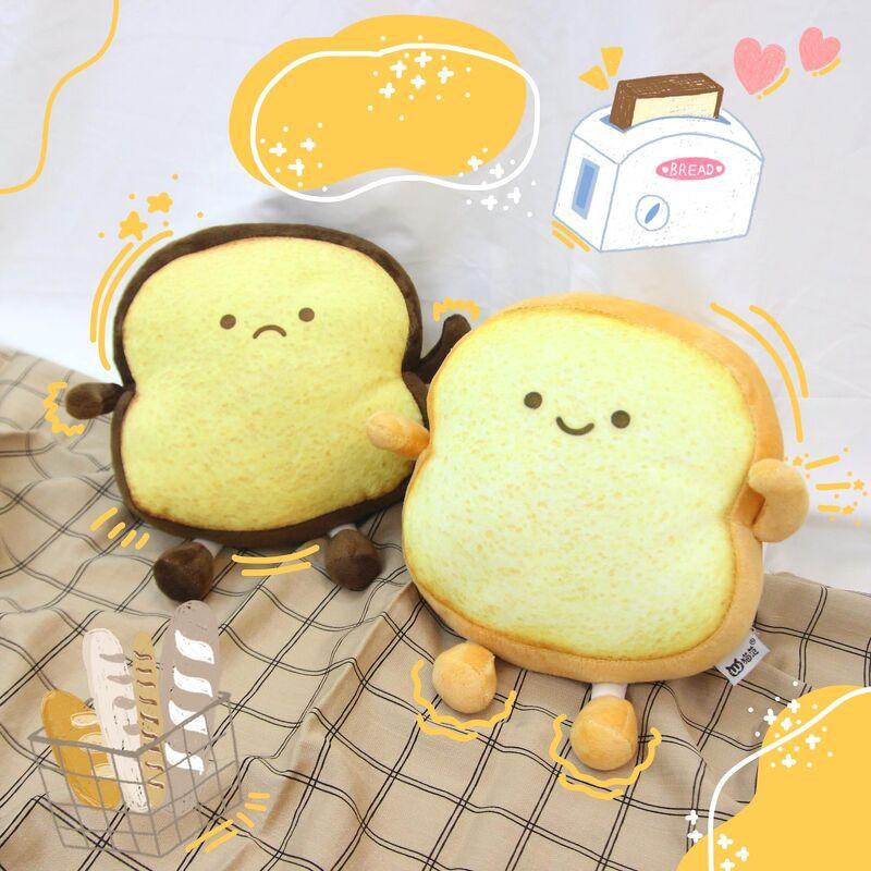 Bánh mì gối bông/ lát bánh mì nướng