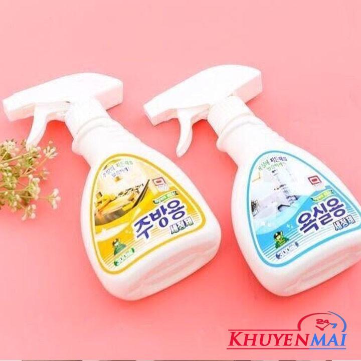 Chai xịt tẩy rửa đa năng Hàn quốc sandokkaebi - 2504636 , 560025556 , 322_560025556 , 90000 , Chai-xit-tay-rua-da-nang-Han-quoc-sandokkaebi-322_560025556 , shopee.vn , Chai xịt tẩy rửa đa năng Hàn quốc sandokkaebi