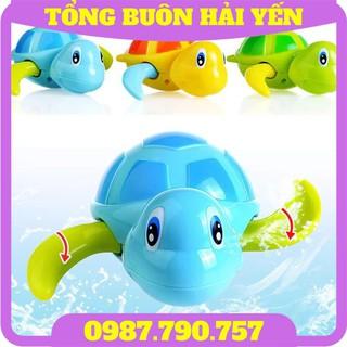 Deal [Bé Thích Mê] Đồ chơi rùa biển biết bơi chạy bằng dây cót giúp bé thích thú mỗi khi tắm – Giá Buôn