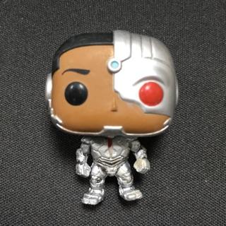 Funko Pop mini: Cyborg