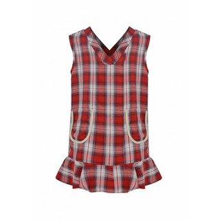 Váy cotton bé gái bèo gấu K579-1 TRẺ EM TNG