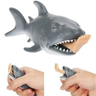 Đồ chơi bóp giúp giảm căng thẳng hình cá mập|Loamini565