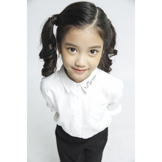 IVY moda Áo Sơ mi Bé gái MS 17G0383