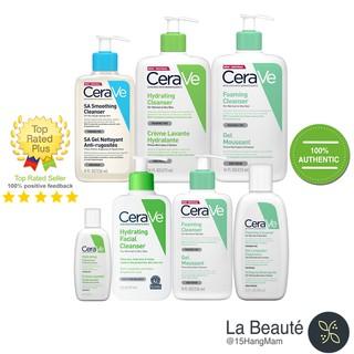 Cerave Cleanser - Sửa Rửa Mặt Từng Loại Da [88m 236ml 237ml 472ml] thumbnail