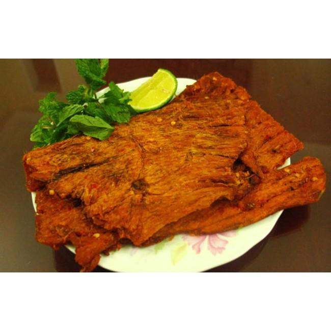 Thịt lợn sấy tẩm gia vị nguyên miếng - Đặc sản Tây Bắc (100gram) - 2572060 , 228548819 , 322_228548819 , 35000 , Thit-lon-say-tam-gia-vi-nguyen-mieng-Dac-san-Tay-Bac-100gram-322_228548819 , shopee.vn , Thịt lợn sấy tẩm gia vị nguyên miếng - Đặc sản Tây Bắc (100gram)