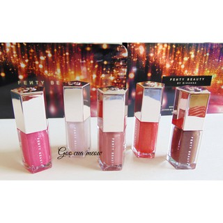 [Minisize 5.5ml] Son bóng Fenty Beauty Gloss Bomb Universal Lip Luminizer Mini Glossy Posse thumbnail
