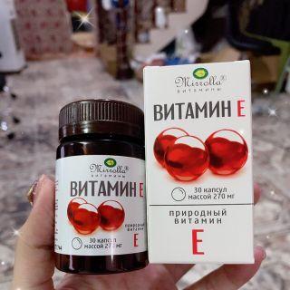 Vitamin E nga dạng lọ 30 viên