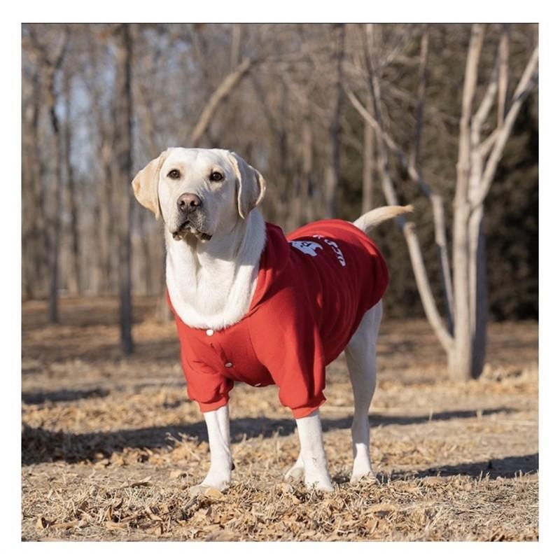 Áo thần tài TẾT cho chó lớn 14-65kg