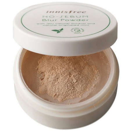 Phấn Phủ Bột Innisfree No Sebum Blur Powder - 5g