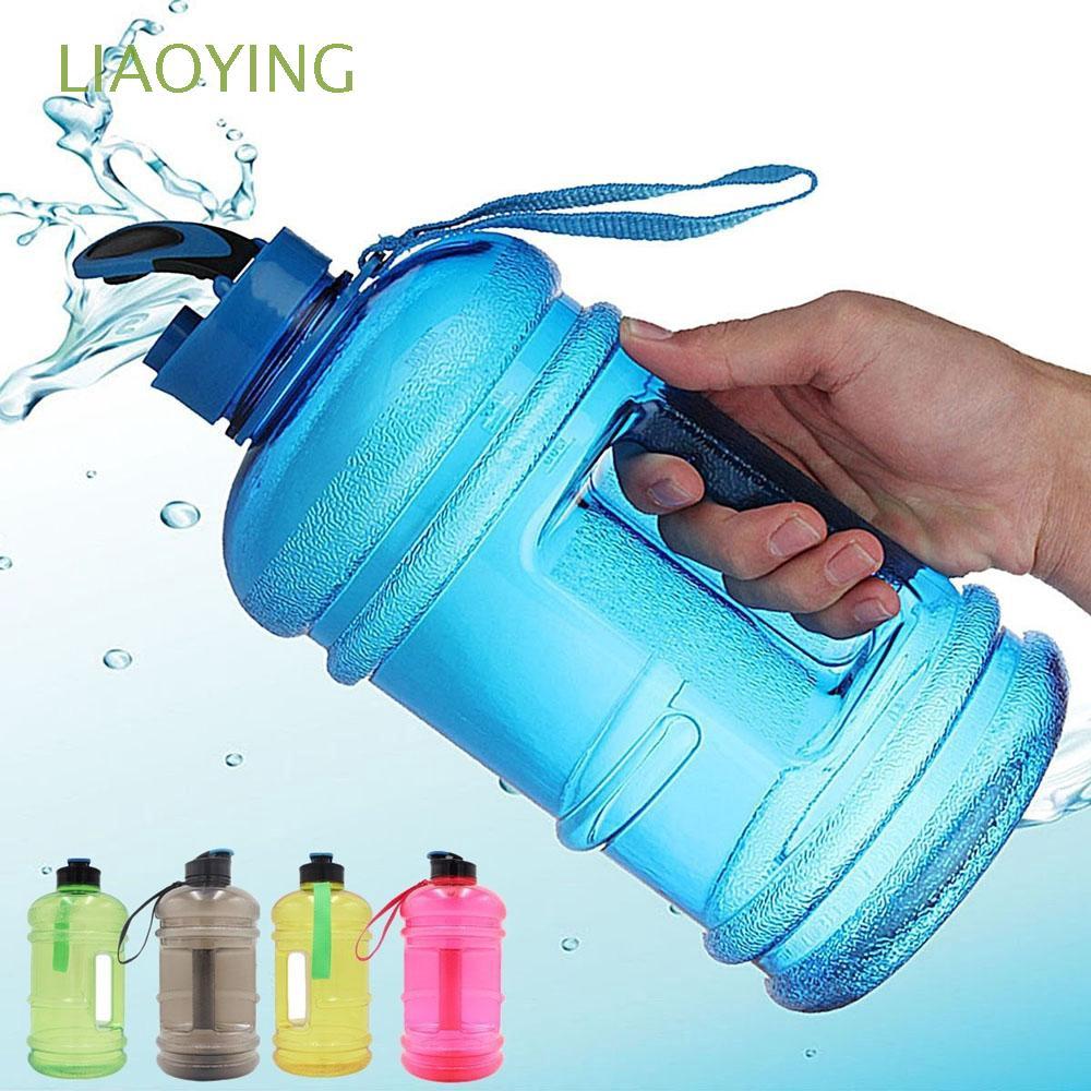 Bình nhựa đựng nước dung tích lớn 1.3/2.2L tiện dụng khi tập thể thao