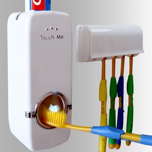 Dụng cụ nhả kem đánh răng tự động Touch Me (trắng) - 2749455 , 62466001 , 322_62466001 , 40000 , Dung-cu-nha-kem-danh-rang-tu-dong-Touch-Me-trang-322_62466001 , shopee.vn , Dụng cụ nhả kem đánh răng tự động Touch Me (trắng)
