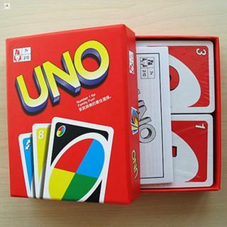 [LIMITED]Bộ bài Uno Giấy cứng
