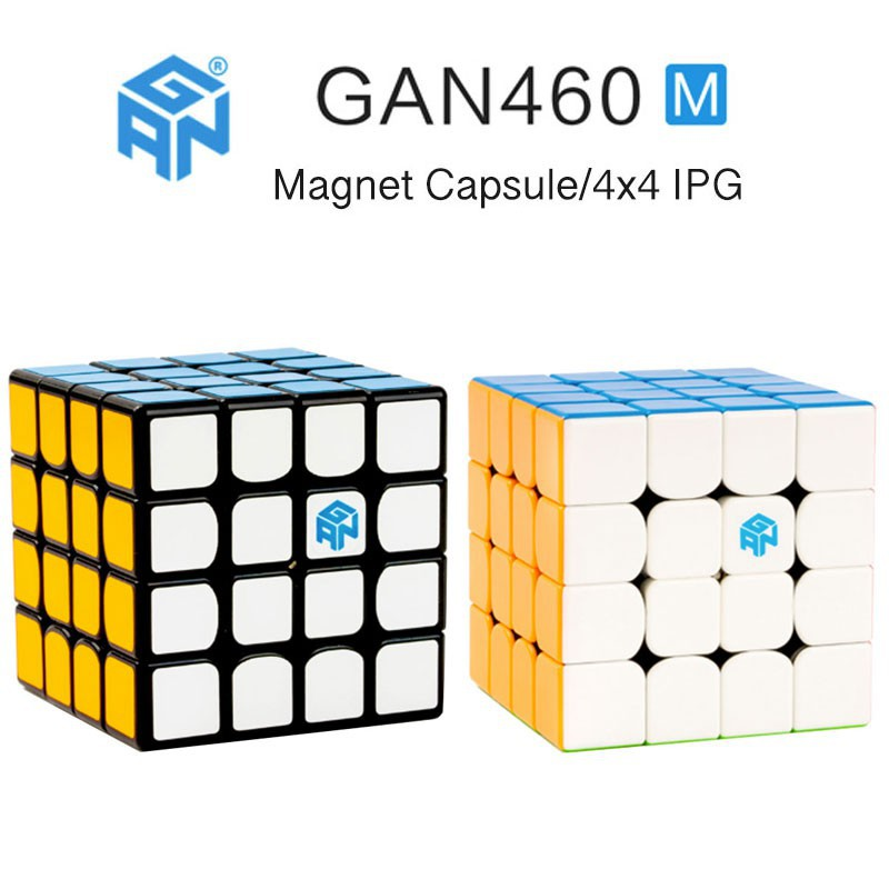 [FREESHIP] Đồ chơi Rubik 4x4x4 GAN460 M – Rubik Ocean [SHOP YÊU THÍCH]