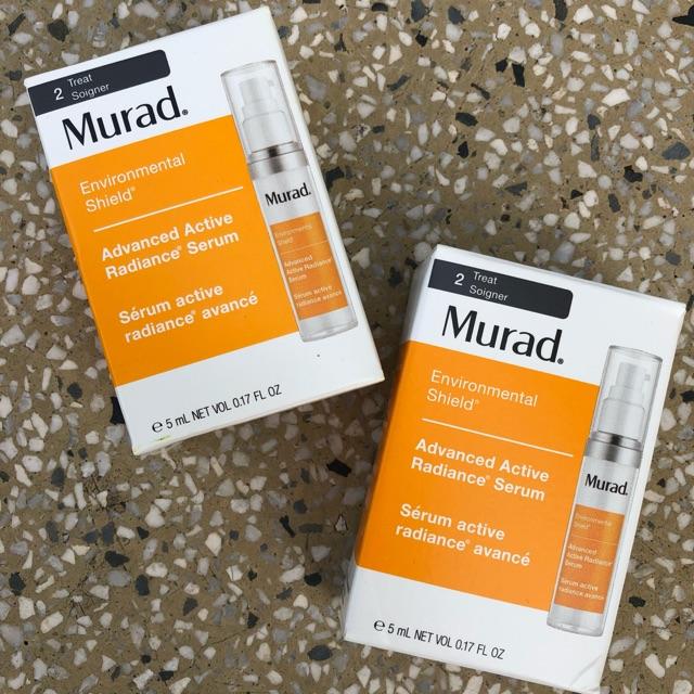 (Date 12/2020) Serum trị nám, tàn nhang Murad Advanced Active Radiance 5ml - 14338218 , 2437778658 , 322_2437778658 , 300000 , Date-12-2020-Serum-tri-nam-tan-nhang-Murad-Advanced-Active-Radiance-5ml-322_2437778658 , shopee.vn , (Date 12/2020) Serum trị nám, tàn nhang Murad Advanced Active Radiance 5ml
