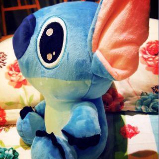 Stitch xanh hồng 55cm