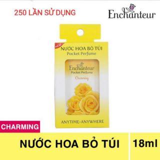 Nước hoa bỏ túi Enchanteur 18 ml