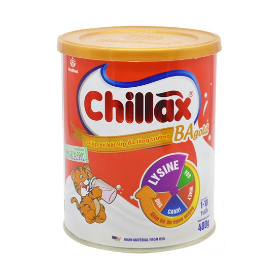 Sữa Chillax BA gold 900g (1-10 tuổi) - 2489608 , 508581765 , 322_508581765 , 400000 , Sua-Chillax-BA-gold-900g-1-10-tuoi-322_508581765 , shopee.vn , Sữa Chillax BA gold 900g (1-10 tuổi)