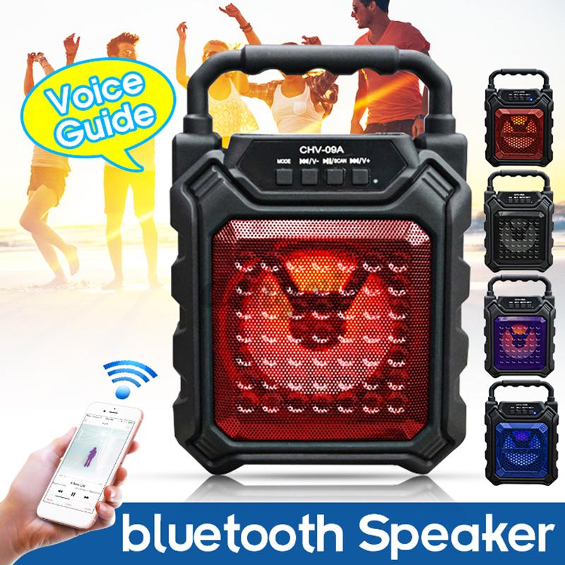 Loa Bluetooth Không Dây Hỗ Trợ Thẻ Nhớ Tf